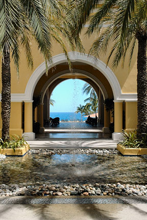 archway in cabo san lucas