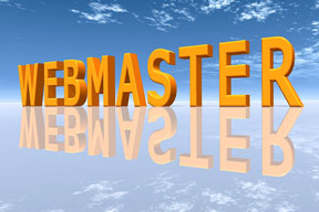 webmaster - 3d rendering with reflection